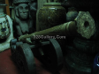 BRC11 17th Century Lantaka Bronze Cannon Diamond Knob Crest