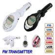 MP3 Car Modulator
