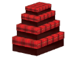 10 x Decorative Gift Boxes Medium Size (CB62)