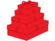 15 x Decorative Gift Boxes Small (CB65S)
