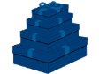 15 x Decorative Gift Boxes Small (CB66S)