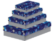 10 x Decorative Gift Boxes Large Size (CB72)