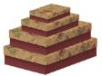 10 x Decorative Gift Boxes Medium Size (CB76)