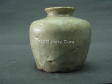 CMD07 15th Century Small Ink Brush Pot