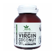 Cold-Pressed Organic Virgin Coconut Oil (60 Softgels)