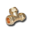 Pipe Fittings (Copper Compression Fittings)