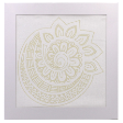 Geometry Flower Batik Kit (Colouring for Kids)