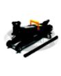 2 Ton Hydraulic Floor Jack (MK-114-2T) - by Mr. Mark Tools
