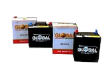 Opel Omega 2.0i/2.6i/3.0i/24V Global Maintenance Free Car Battery