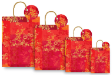 10 x Customized Print Paper Gift Bags Extra Large (PB75)