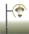 Post Top Lighting (PT 9005)