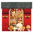 10 x Decorative Square Gift Box Small (SSB55)
