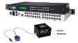 Audio/Video Matrix Switch via CAT5