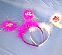 SS FLOWER HAIR BAND 2COL