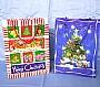 CHRISTMAS PLASTIC BAG 2