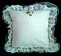 VICTORIA LACE CUSHION COVER A915