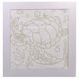 Turtle Batik Kit (Colouring for Kids)
