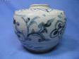 VN13 Blue And White B&W Annamese Hoi Ann Shipwreck Vase Jarlet