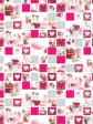 30 x Decorative Wedding Wrapping Paper (WP1059)