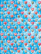 30 x Decorative Valentines Day Wrapping paper (WP1076)