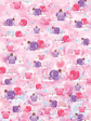 30 x Decorative Valentines Day Wrapping paper (WP1077)