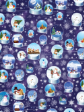 XWP193 - Customized Christmas Wrapping Paper