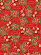 XWP197 - Customized Christmas Wrapping Paper