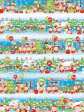 XWP198 - Customized Christmas Wrapping Paper