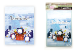 6 Pieces Invitation Greeting Cards (IV008)